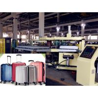 Quality High Speed Automatic Plastic Vacuum Thermoforming suit case luggage forming machine (3 Positions Type) for sale