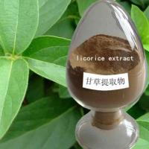 Quality licorice extract / glycyrrhizic acid 8% for sale