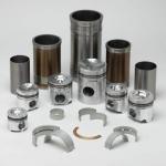 Quality MAN D2066 D2676 Spare Parts Diesel Engine Parts for sale