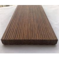 Buy cheap Carbonized Strand Woven Bamboo Decking, outdoor bamboo decking from wholesalers