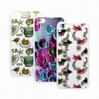 Quality Hard Skin Cases for iPhone 5 (R), Customized Patterns are Welcome for sale