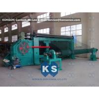 Quality Automatic Wire Netting Galvanised Wire Mesh PVC Coated Hexagonal Wire Netting Making Line for sale