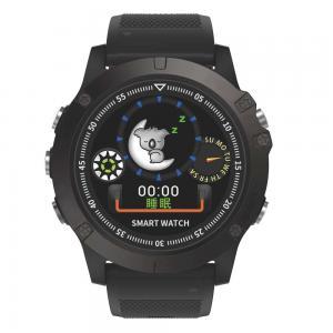 "Quality NRF52832 BOSH Sensor 1.2"" Touch Screen Sports Watch for sale"