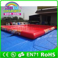 China Inflatable pool, kids pool, outdoor inflatable swimming pool for kids on sale