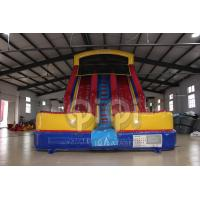 Quality Commercial Double-lane Water Slide For Sale for sale