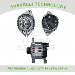 Quality Center Muffler Type Peugeot Car Alternator 12V 90A 3C / ISO16949 Approved for sale