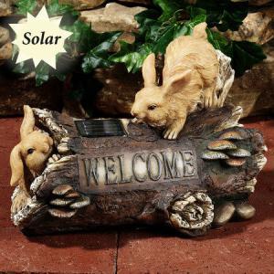 Quality Resin solar energy LED light for sale