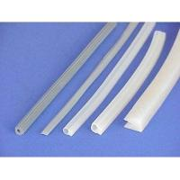 Quality Extruded Silicone Seal Strip Superior Electrical Performance , FDA Certificate for sale