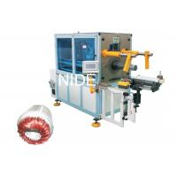 Buy Horizontal Malfunction Alarm Coil Insertion Machine For Insert Coil And Wedge at wholesale prices