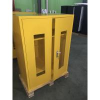 Quality Flammable Goods Storage Cabinets With Earthing Socket For Combustible Liquid / Paint PPE equipment cabinet for sale