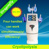 China Wholesale Professional Cellulite Reduction Cryotherapy Fat Reduction Equipment Patents on sale