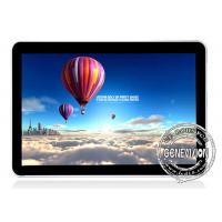Buy cheap Touch Screen 22'' Lcd Advertising Display Monitor Kiosk Player Andriod System from wholesalers