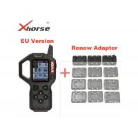 Quality EU Version Transponder Key Programmer , Smart Car Key Programming With Renew Adapter for sale