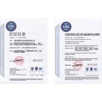 Nanjing GS-mach Extrusion Equipment Co.,Ltd Certifications