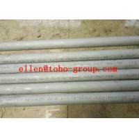 Quality TOBO STEEL Group Heater Exchanger Pipe Inconel 625 Stainless Steel Seamless Pipe for sale