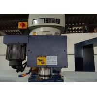 China 8m / Min Rapid Feed Benchtop Vertical Milling Machine  For Cutting And Milling Curve on sale