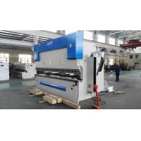 China 3100mm Long Metal Sheet Bender Machine CNC Press Brake With Crowned Device on sale