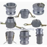 Quality Aluminum camlock coupling/ Al camlock fitting (MIL-A-A-59326/Gravity casting)China Factory Export for sale