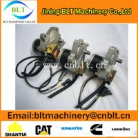 Quality Komatsu excavator PC60-7 fuel control motor ass'y 201-43-72122 for sale