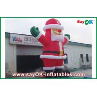 Quality Santa Claus Inflatable Holiday Decorations for sale