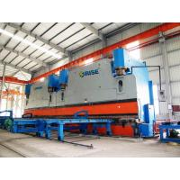Quality Automatic Feeding Cnc Hydraulic Press Brake Machine 800 Ton 7m For Electric Pole Bending for sale