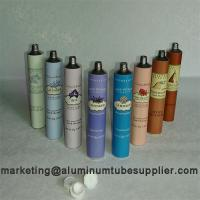 Quality Aluminum Tube Containers With Lid for sale