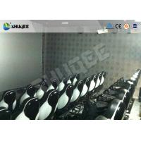 Quality Cinema Simulator 5D Movie Theater With Special Design Fiberglass Material for sale