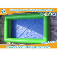 Quality Double Layers Inflatable Swimming Pool For Adults With OEM ODM Service for sale