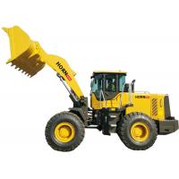 Quality Hydraulic Steering Articulated Front End Loader 656G 5000kg Rated Load ISO Approved for sale