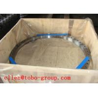 Buy TOBO STEEL Group C207 class B class D ASTM A694 F60 steel-ring flanges at wholesale prices