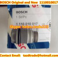 Quality BOSCH Original and New Pressure Relief Valve 1110010017 for sale