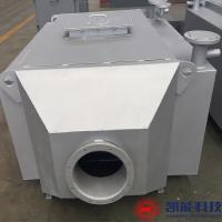 Quality 500KW Generator Set Waste Heat Boiler For Food Processing Laundry Rice Mill for sale