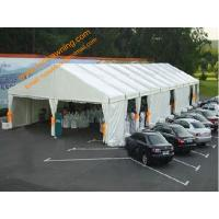 Quality 300 People Party Tent Aluminum Assembled Rainproof Event Marquee Tents for sale