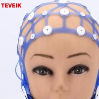 Quality Teveik 20 Lead EEG  Hat Reusable Without Electrode  Applied For EEG Machine for sale