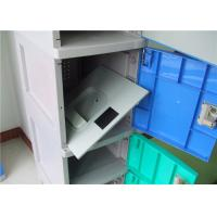 Buy cheap Two Tier Red Fitness Center Lockers No On - Site Assembly 1910 × 380 × 500 from wholesalers