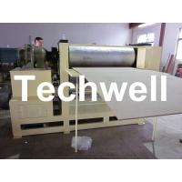 Quality 5 - 60mm Thickness MDF Embossing Machine With Pattern Carved Depth 0.4 - 0.7mm for sale