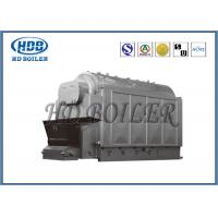 Quality High Thermal Efficiency Industrial Biomass Fuel Boiler With Automatic Fuel Feeding for sale