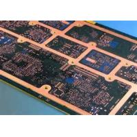Quality Immersion gold High TG Embedded components pcb smt , HDI PCB Board 4-Layer for sale