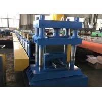 Quality Frame And Roofing Roll Forming Machine Shipping Container House Post for sale
