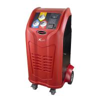 Quality Scale Sensor AC Refrigerant Recovery Machine Big Storage Cylinder Recycle for sale