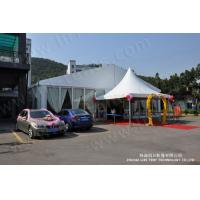 PVC Waterproof Luxury Outdoor Wedding Tents with aluminum Frame for wedding for sale