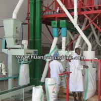 China 50 ton per day small maize flour miller turnkey corn milling company business plan automatic maize mill machine for sale on sale