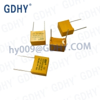 Quality 1.2uf 500VDC DC Link Film Capacitor for Filter Inverter Welding Machine for sale