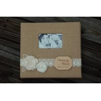 Quality Rustic Wedding Photo Album for sale