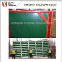 Quality China supplier concrete form plywood plastic plywood sheet for sale