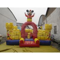Quality Inflatable Mickey Mouse Bouncer for sale