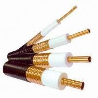 Quality Feeder Cables, 50μ Corrugated Copper Tube Coaxial Cable, High Power Capacity for sale