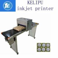 Quality Printing 120000 Eggs / H Egg Stamping Machine For Bar Code Or Graphic LOGO for sale