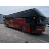Quality 47 Seats Diesel Used Yutong Buses 12m Length With AC 100km/H Max Speed for sale