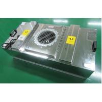 Quality H14 Stainless Steel Fan Filter Units Clean Modules For GMP Cleanroom for sale